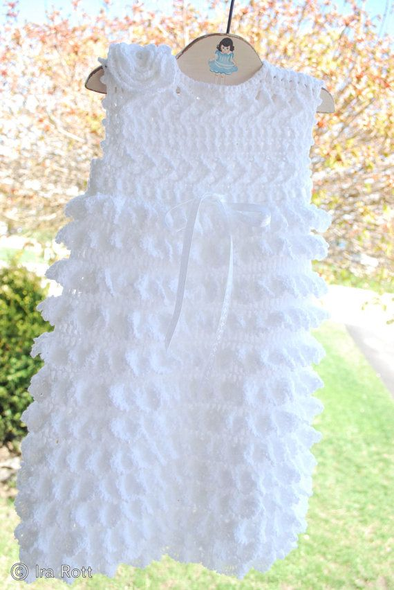 Free Crochet Christening Gown Christening Gown Baby Dress Booties