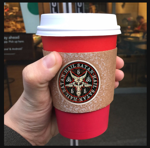 Pin by Michael Bowen on Memes Starbucks, Satan, Coffee