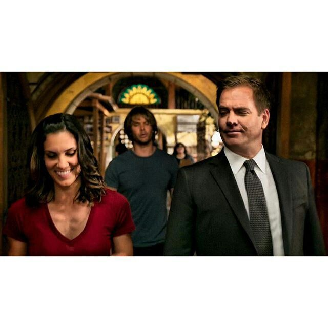 Kensi, Dinozzo & Deeks in Blame it on Rio...