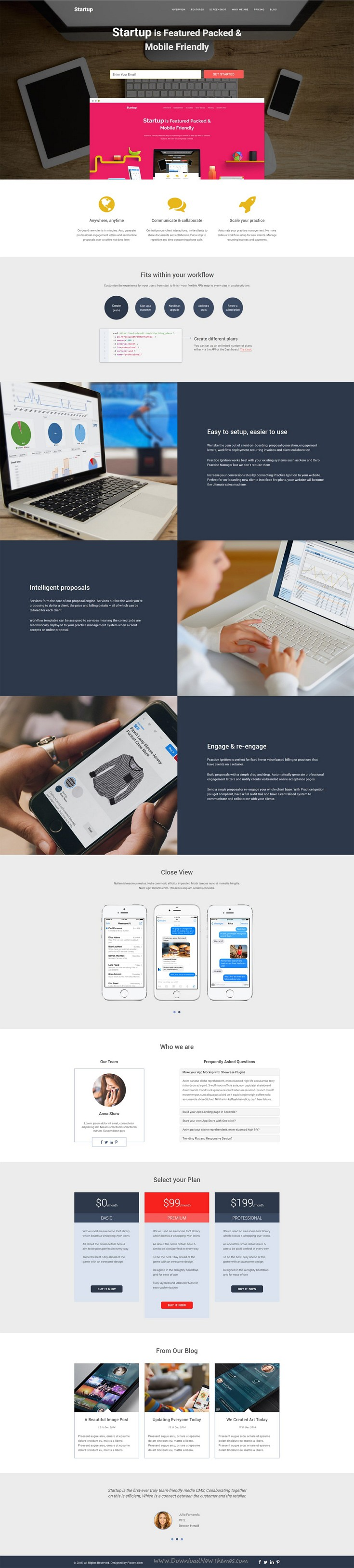 Startup Responsive Startup Landing Pages Pinterest Startups - Launch page template