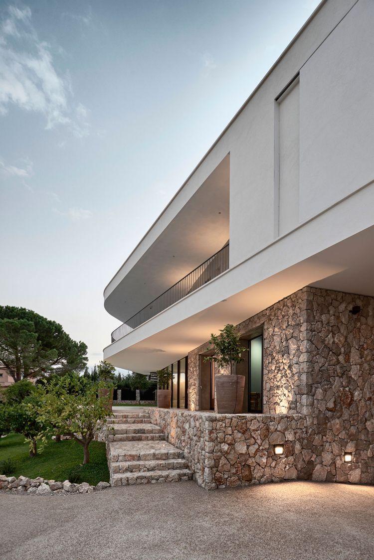 Traumhäuser Extensive Dachbegrunung Und Dachpool Highlights