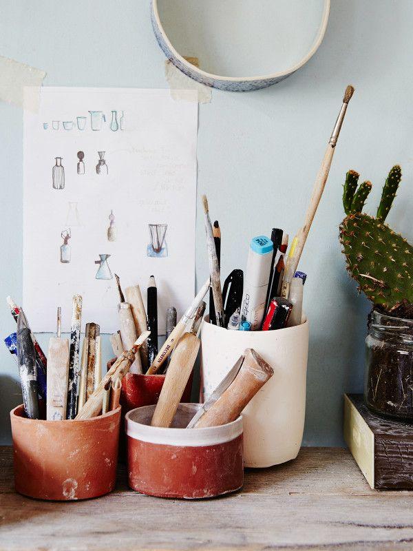 Lucile Sciallano — The Design Files | Australia's most popular design blog.