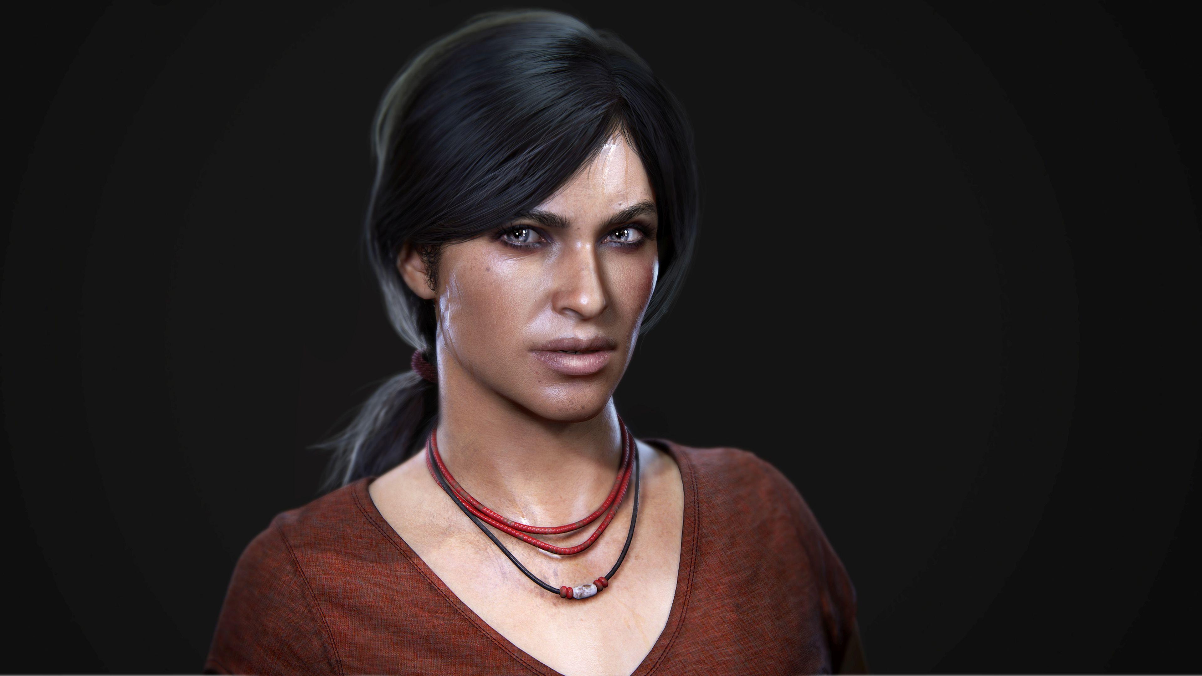 Chloe Frazer Uncharted The Lost Legacy Hd Jpg 3840 2160