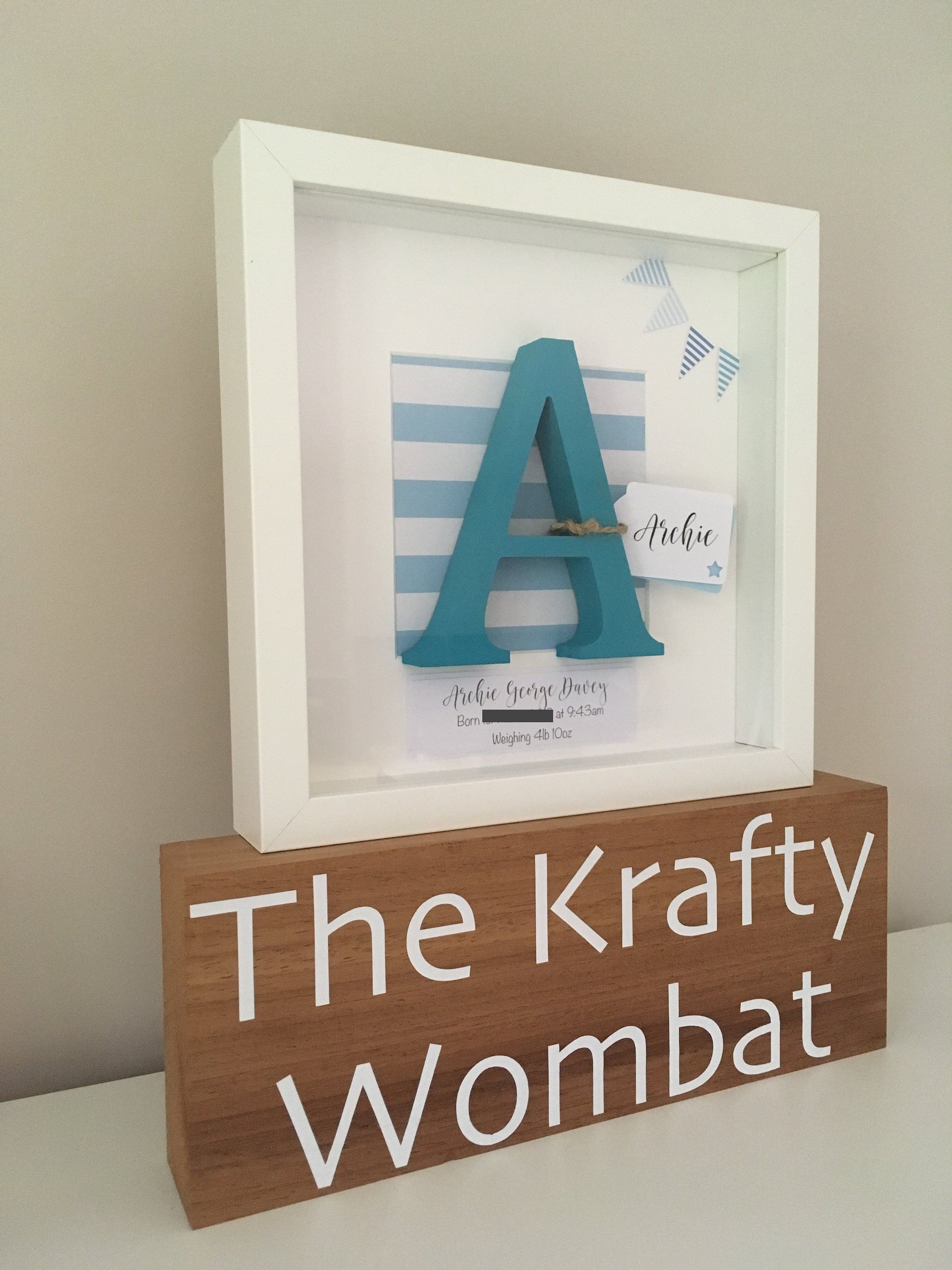 New Baby Gift Name Boy Gifts For Newborn 1st Birthday