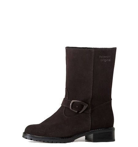 brown waterproof suede Palmroth Original boot