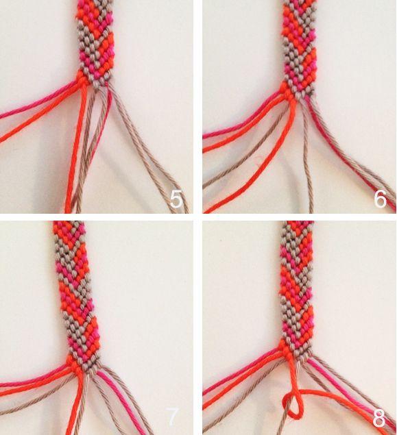 bracelet bresilien facile