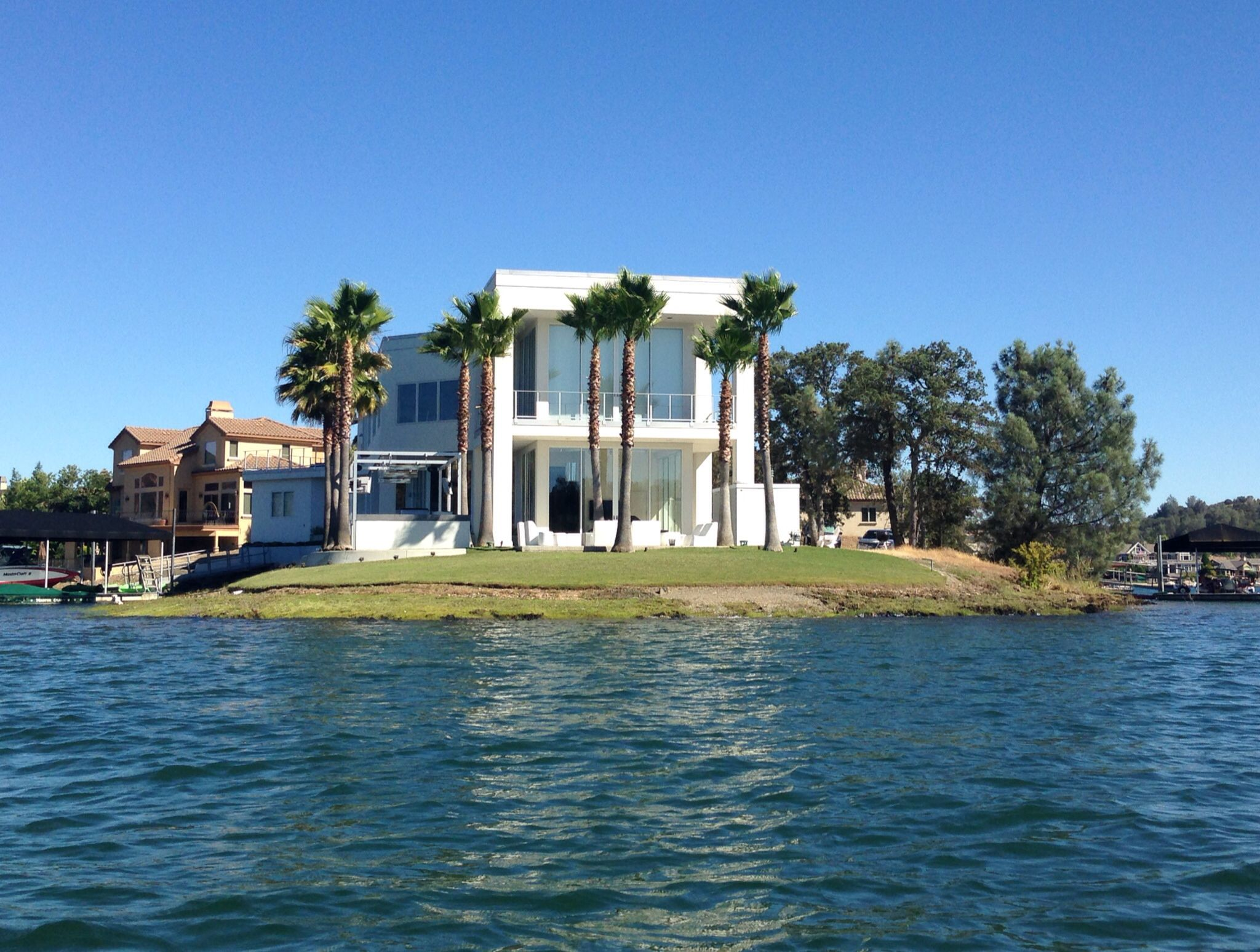 The Miami Vice House On Lake Tulloch My Own Pins