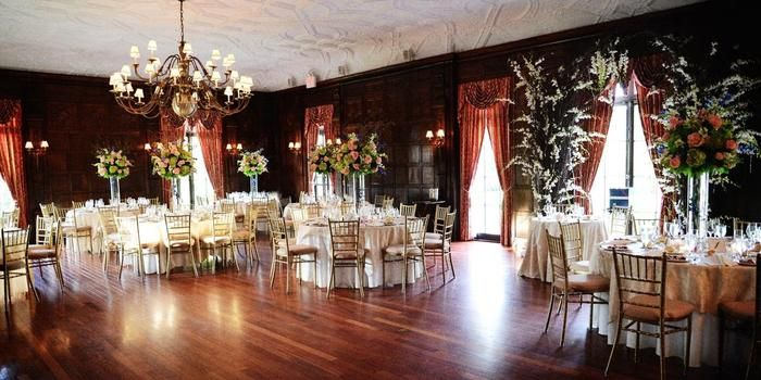 Weddings At NYIT De Seversky Mansion In Old Westbury NY