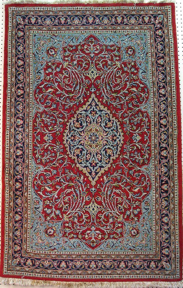 Authentic Persian Handmade Wool Rug Rugs Wool Rug Handmade