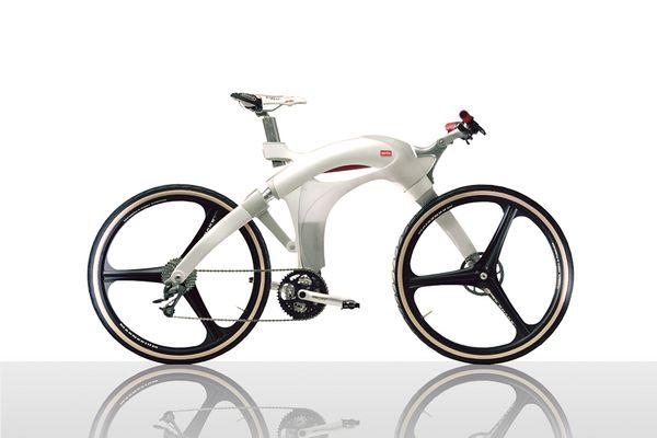 Fuel Cell Power Bike By Johan Persson Via Behance Power Bike