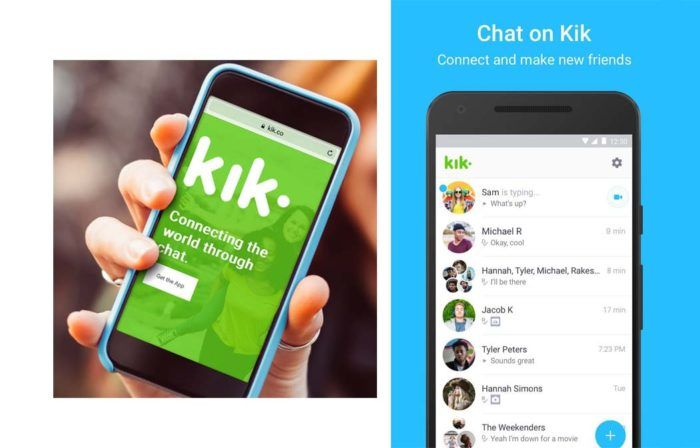 Kik App Kik Messenger App Download in 2020 Kik
