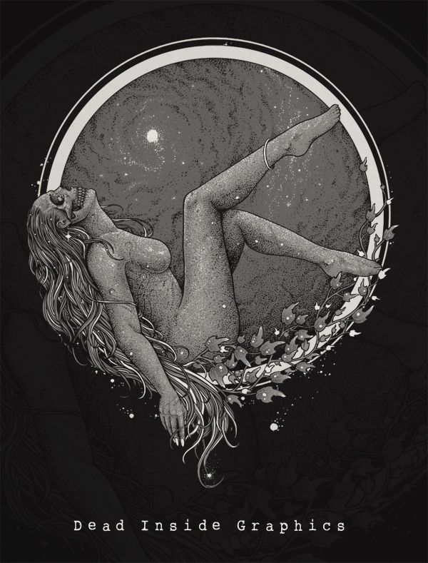 The Falling Star by DeadInsideGraphics on deviantART