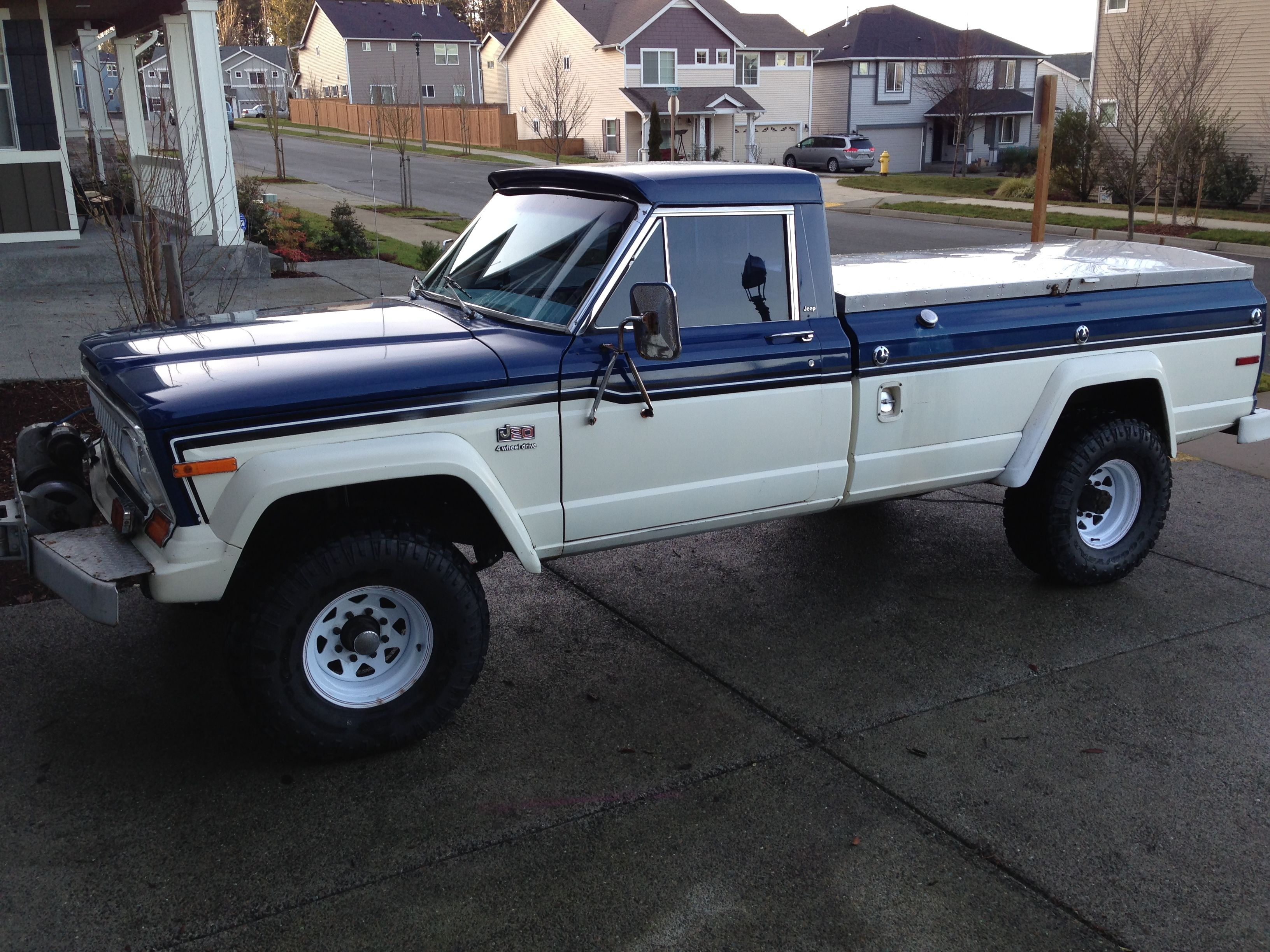 hight resolution of 1978 jeep j20