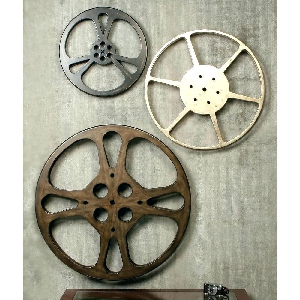 20 Best Ideas Movie Reel Wall Art Wall Art Ideas Movie Reel Wall Art Room Wall Decor Movie Room