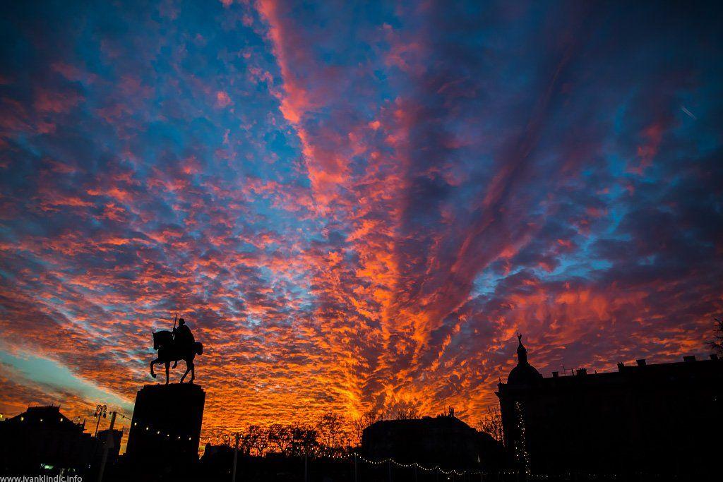 Ivan Klindic On Twitter Sunset Photos Sunset Photography Zagreb