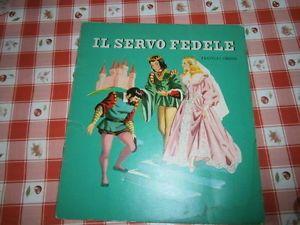 IL-SERVO-FEDELE-COLLANA-ARCOBALENO-FIABE-FRAT-GRIMM