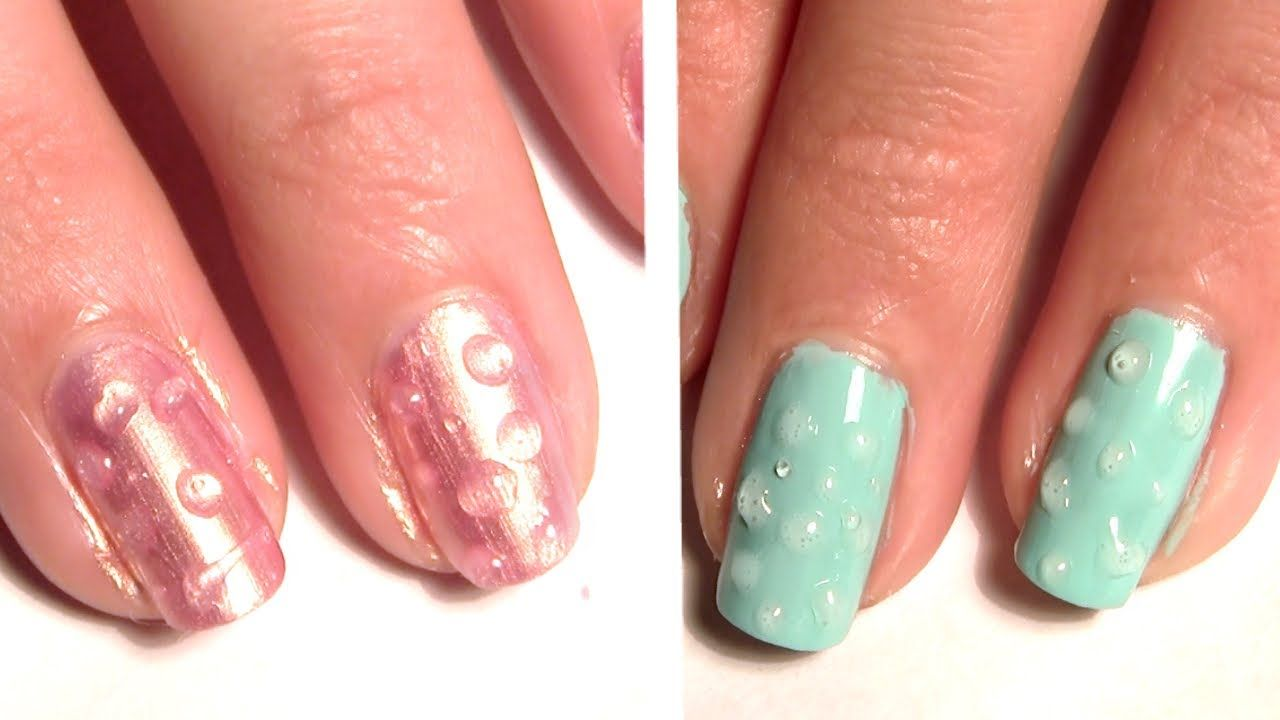 Nail Polish Ideas With Water – Papillon Day Spa