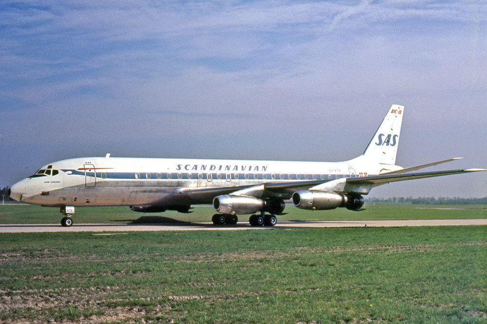 Pin By Zoggavia On Jetliners Douglas Dc 8 Civil Aviation Aircraft
