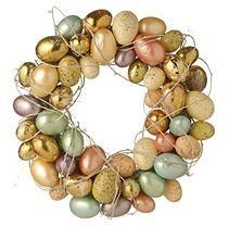 Photo of 16″ Easter Egg Wreath