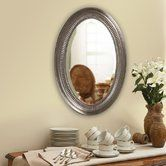 Found it at Joss & Main - Mona Oval Oversized Wall Mirror