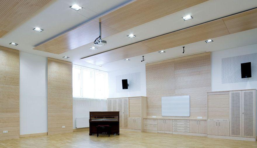 Bildungsbereiche - Licht und Schulbeleuchtung | TRILUX