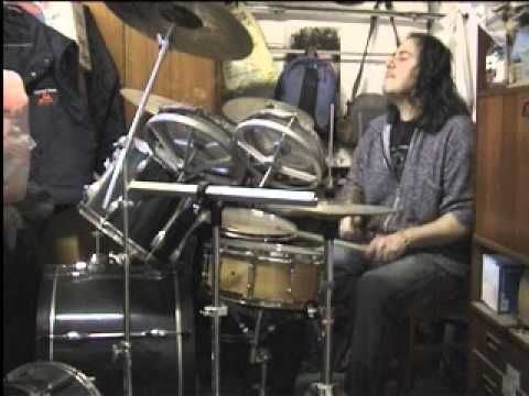 HAND IN HAND , Phil Collins. Riccardo Camilli drum solo