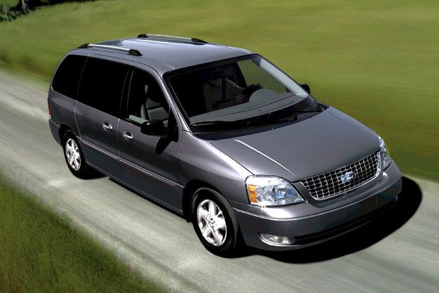 Ford Finally Issues Recall For 230k Minivans Over Rust Problems Mini Van Ford Car