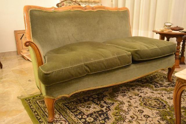 Divano Ferro ~ Divano antico composto mobili divano antico