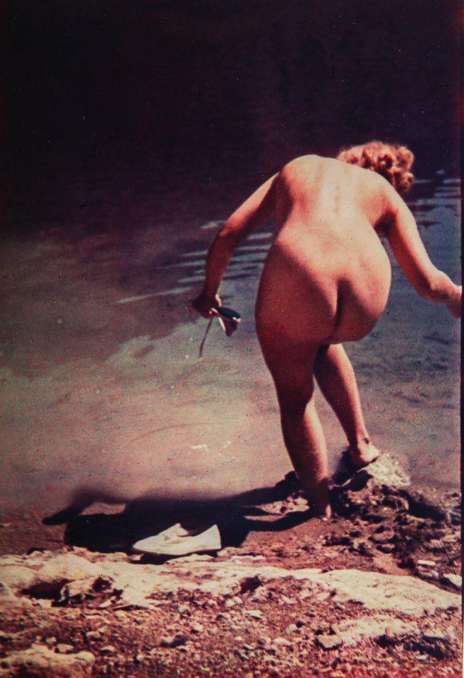 eva laure nude nude