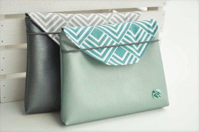 Kosmetiktasche Täschchen Aufbewahrungstasche selbst genäht DIY Handarbeit Tasche