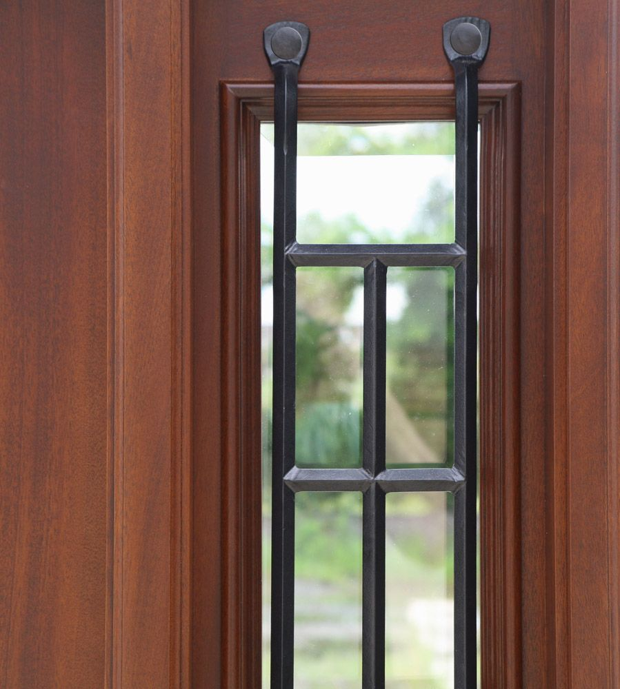 Front Door Sidelight Security Google Search New House