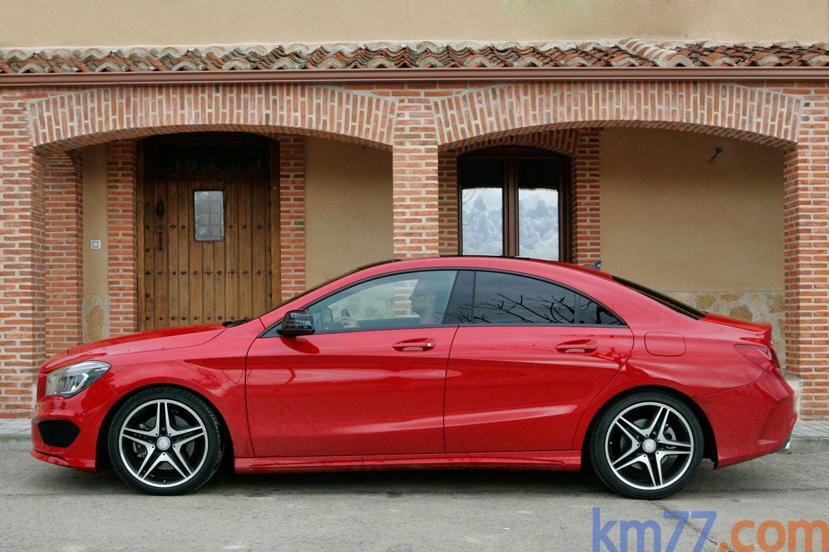 Mercedes benz clase cla cla 220 cdi 170 cv linea amg sport linea