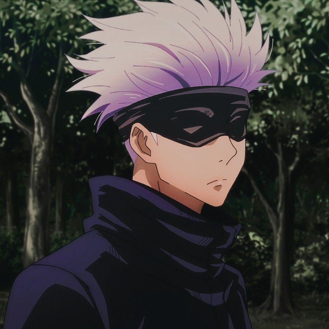 Gojo Satoru Icons In 2021 Jujutsu Anime Aesthetic Anime