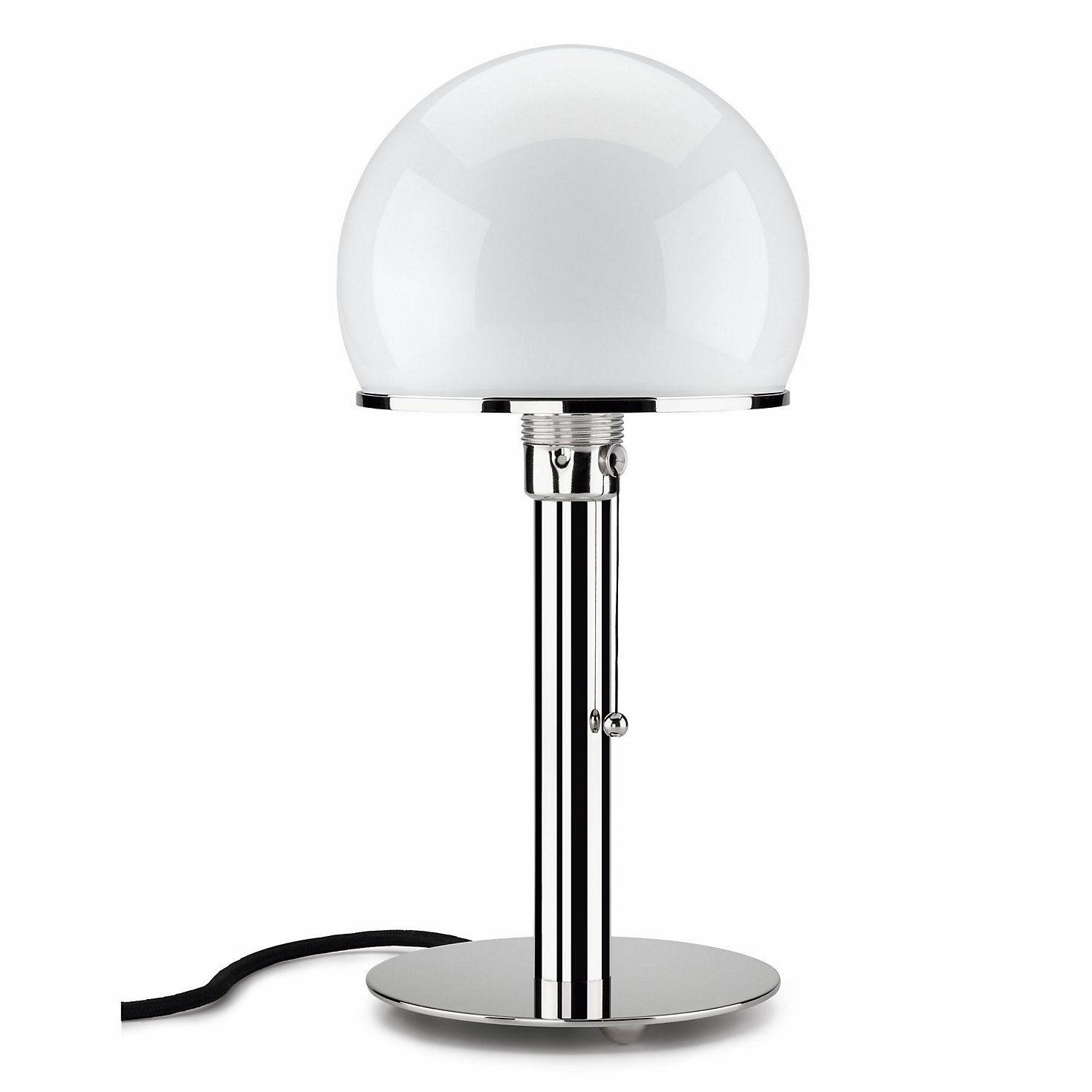 Wagenfeld Tischleuchte WA 24   Manufactum   Lampen kaufen ...