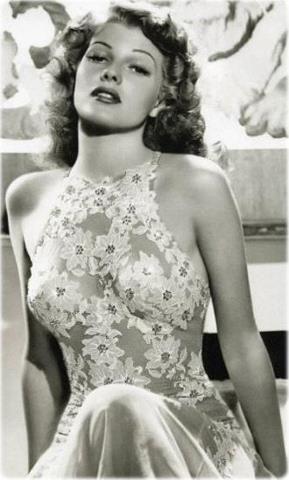Pin by Gustavo Reis on Woman | Pinterest | Rita hayworth, Vintage ...