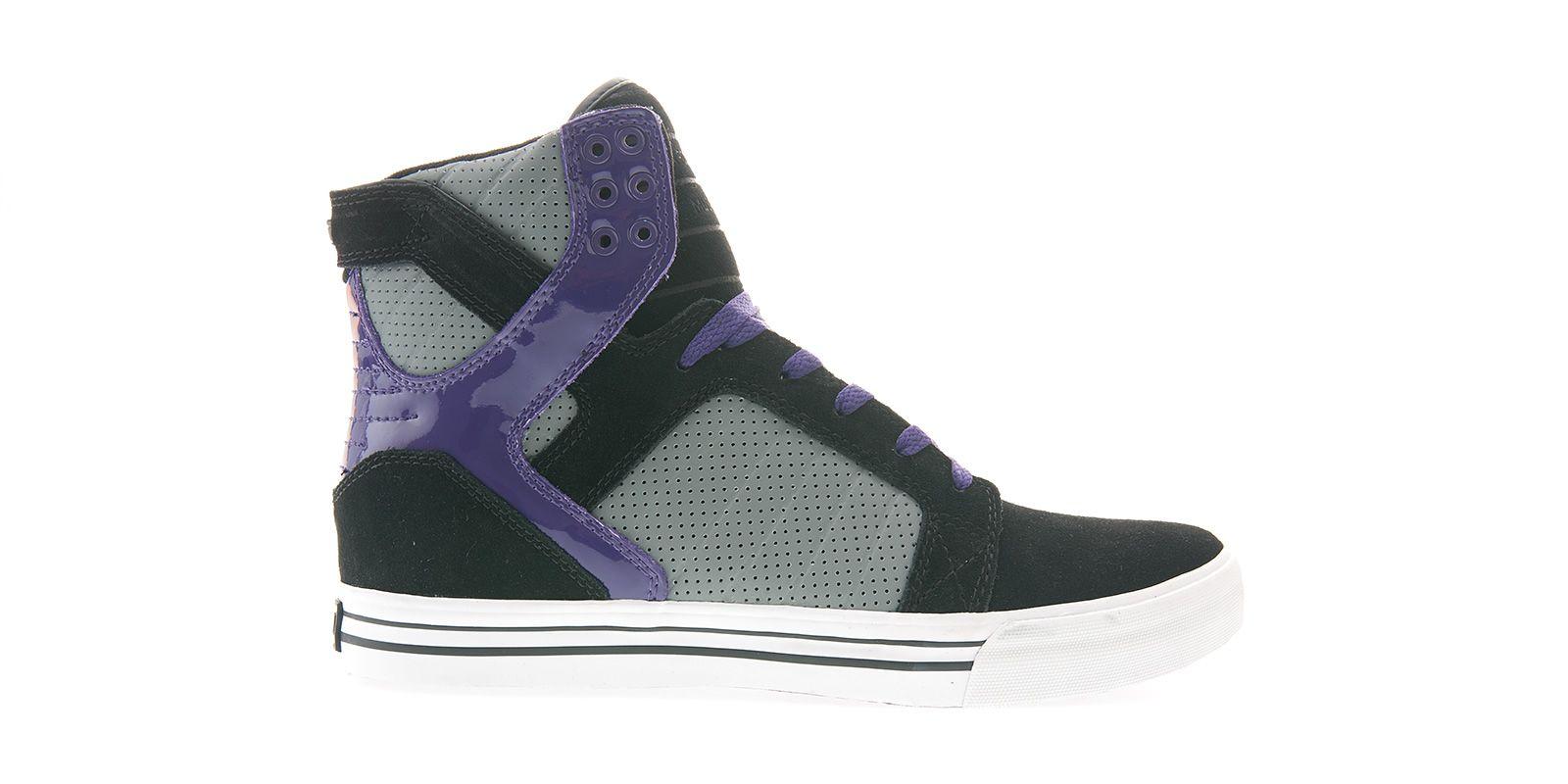SUPRA MENS SKYTOP - Premier Sport #Supra #Sneakers #Trainers #Footwear #Skate #California