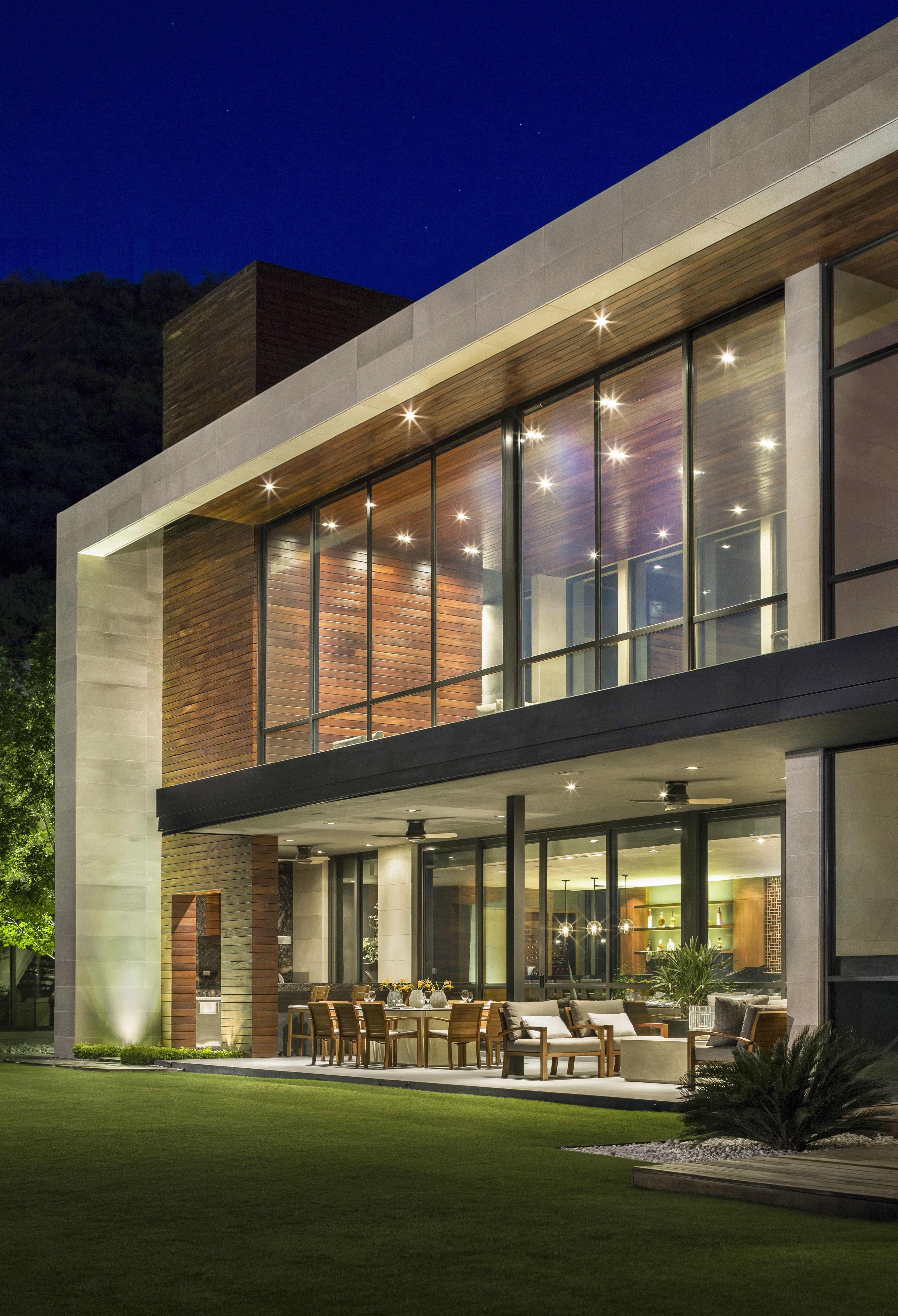 Architecture   Architect   House   Terrace   Pozas Arquitectos ...
