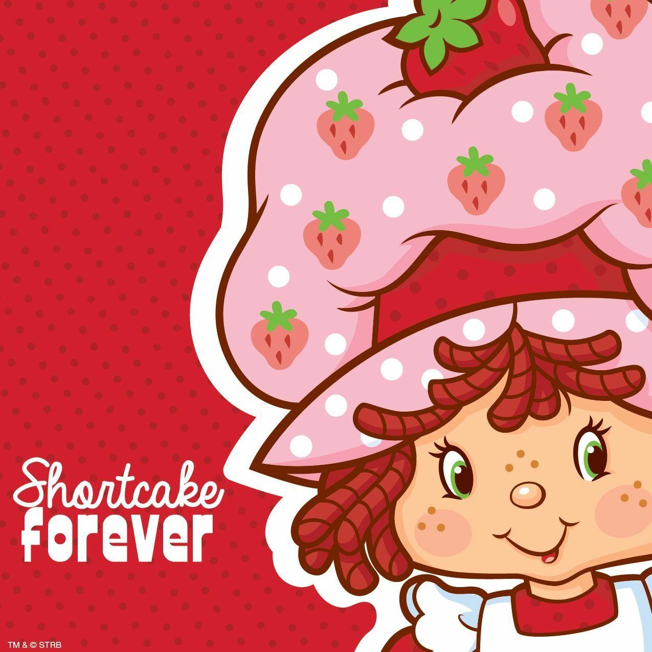 Pin de Emily Sasser en Vintage strawberry cake   Pinterest   Rosas y ...