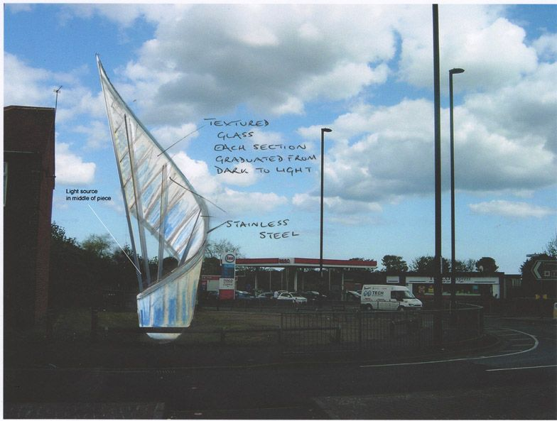 sculptural gateway - Google Search Project North W Pinterest - project proposal example