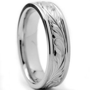 Bonndorf Laboratories Titanium Wedding Band