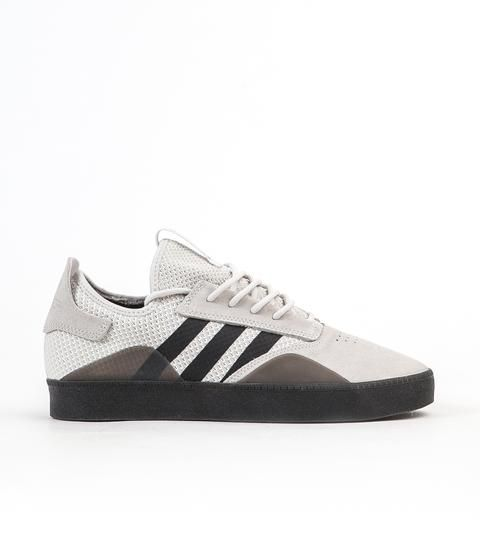 huge selection of 32c4e 618fb Adidas 3ST.001 Shoes - Grey One  Core Black  White