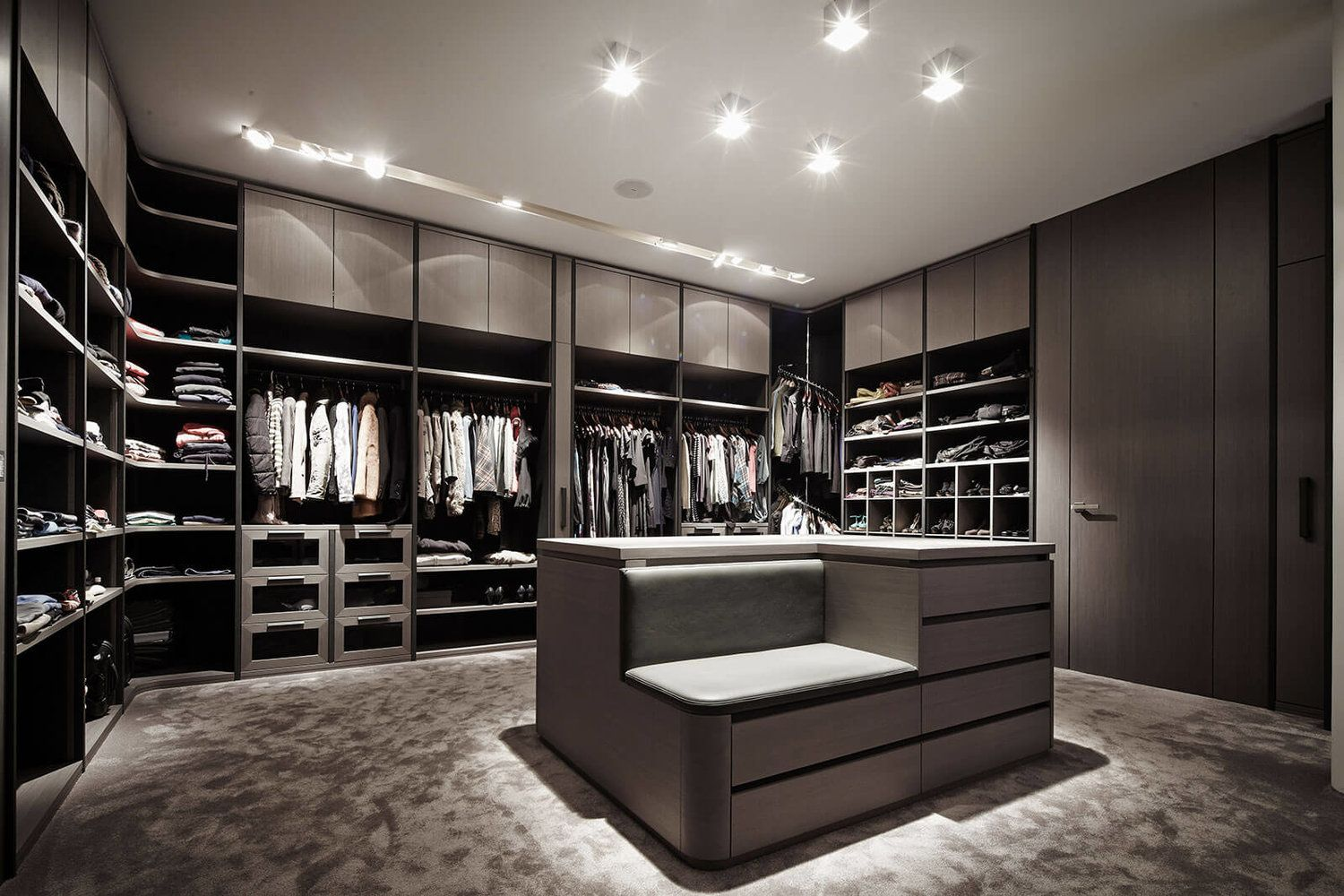 Best Pin By Bill Woolley On Closet Layout In 2019 Modern 400 x 300