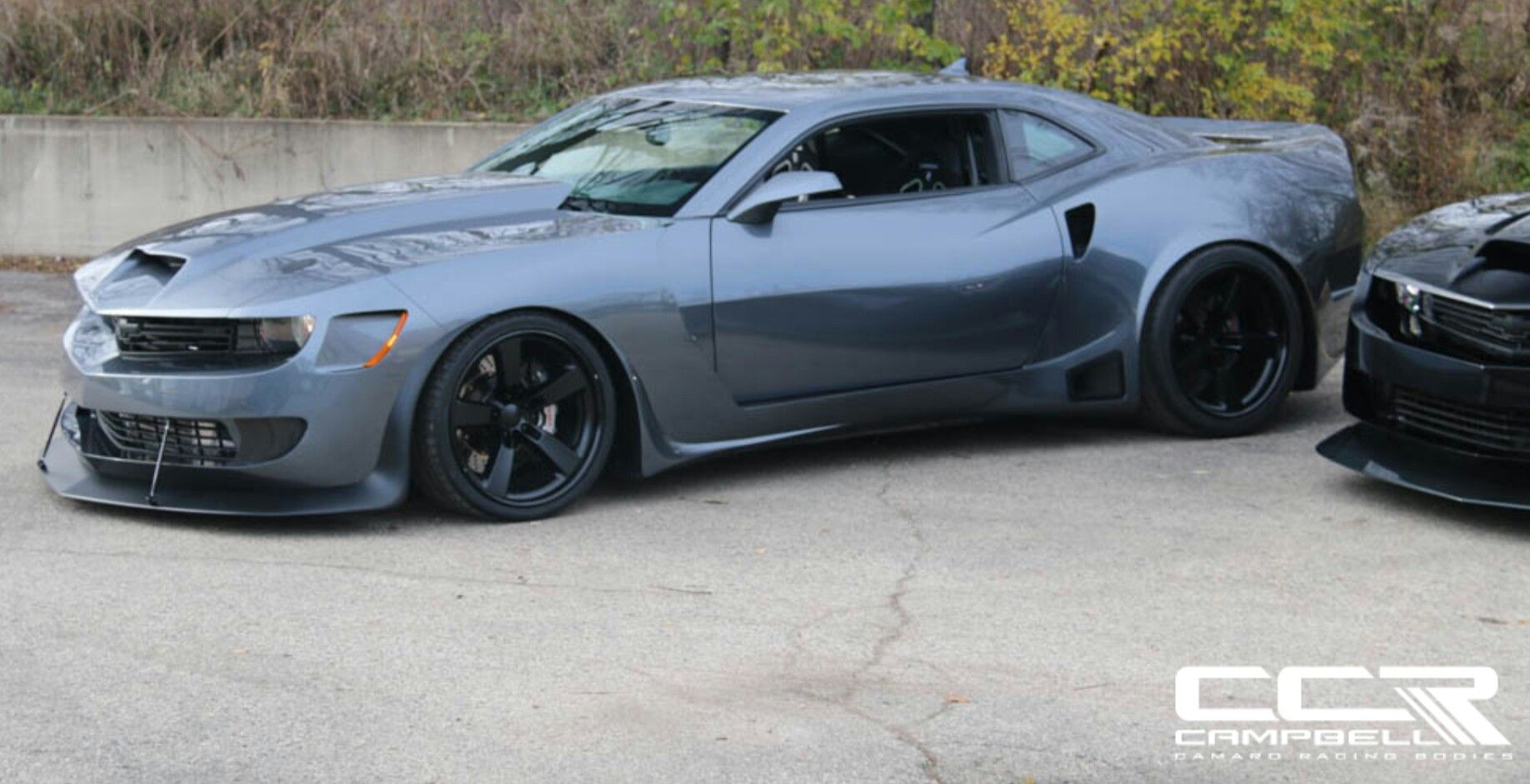 Ccr Camaro Zl1 Wide Body Kit All Muscle Cars