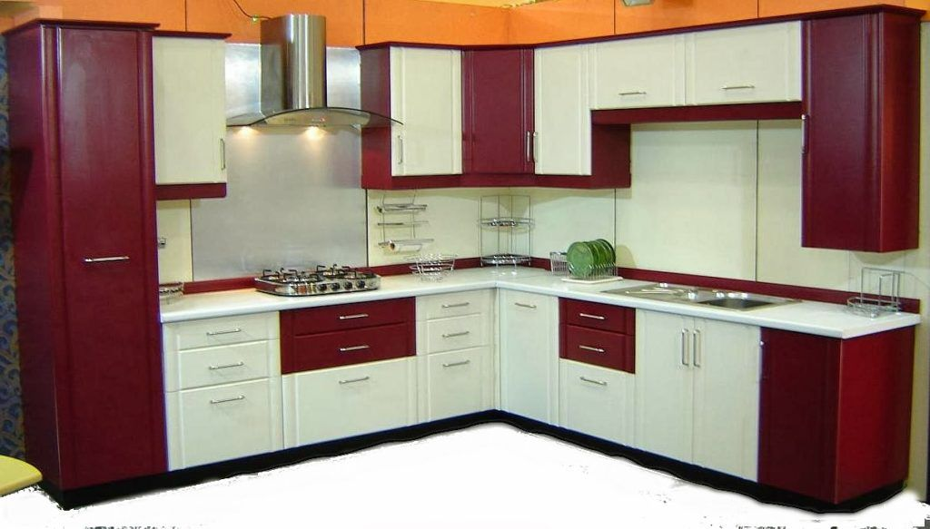 Best Color Combinations For Modular Kitchen Kitchen Cabinets Color Combination Kitchen Furniture Design Modern Kitchen Paint