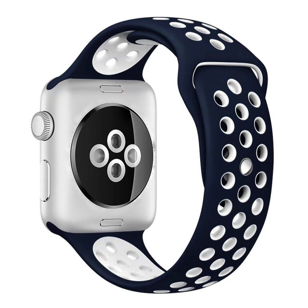 Silicone Nike Sport Band for Apple Watch Series 1, 2, Size