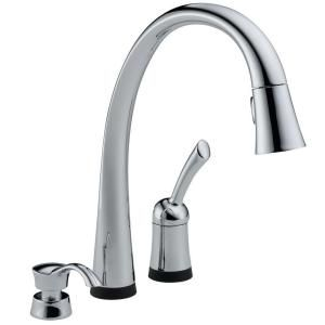 Touch faucet for kitchen