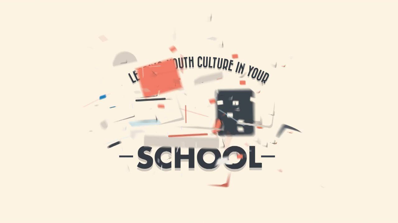 Leading Youth Culture Motion Graphic In Cinema 4d On Vimeo Motion Graphics Motion Motion Design