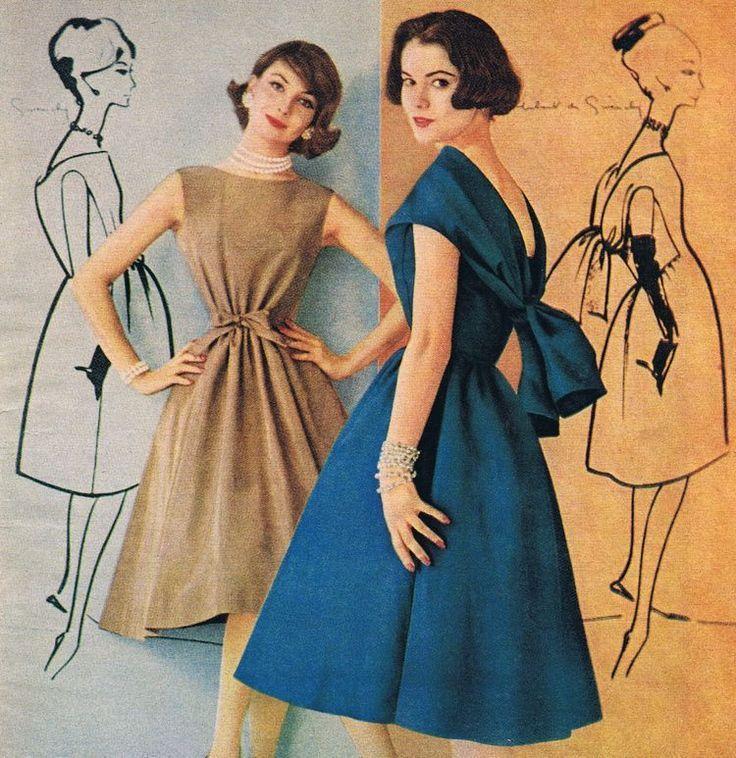 Givenchy 1957 Love Fashion Vintage Outfits Retro Fashion