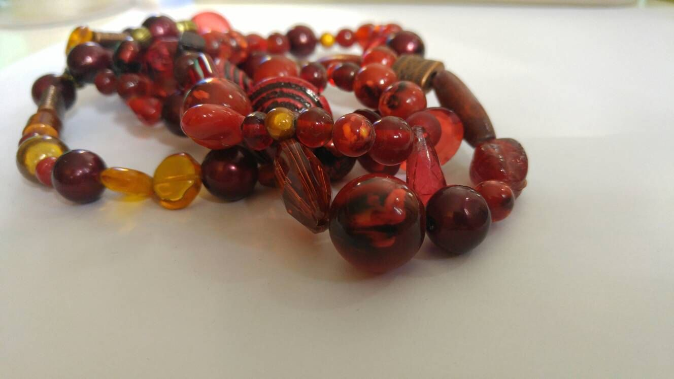 You Can buy my #necklace on my #etsystore !!  #earrings #jewels #jewelry #bijoux #bijou #bouclesdoreilles  #collier #fashion #àlamode #etsy #hochelaga #montreal #quebec #canada #handmade #àlamain #new #nouveau #red #rouge #orange #brown #brun #simple #live #love #life #laugh  #glamour #chic #elegant #fantaisie #fantasy #creation #art #chain #etsysellers #hippy #long #simple
