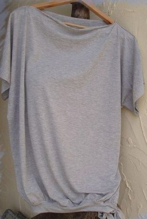 Jersey Top , Kostenloses Schnittmuster   Sewing   Pinterest ...